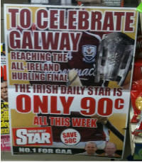 D Star Galway Promo