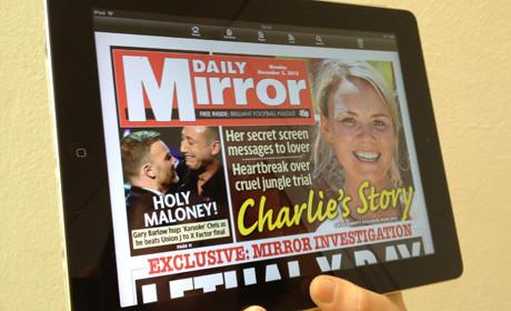 Mirror iPad